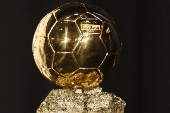 Ballon d'or 2013 nominés