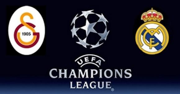Galatasaray-Real Madrid