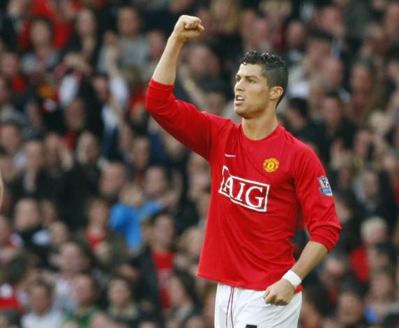 Neville Cristiano Ronaldo