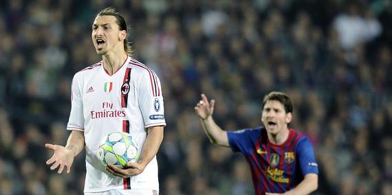 Zlatan Messi