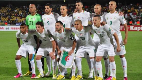 Calendrier Algérie Coupe du Monde 2014
