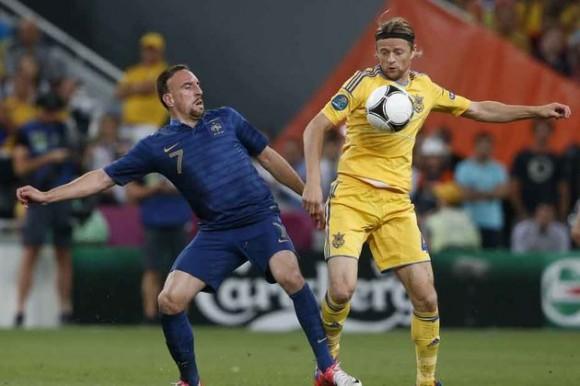 Vidéo buts France Ukraine