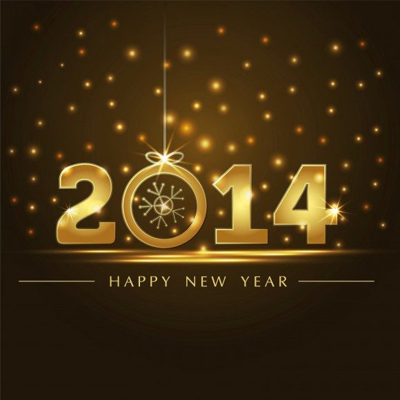 Bonne année Vive 2014