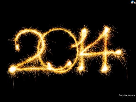 Bonne année 201444