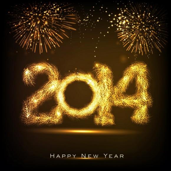 Bonne annéee 2014