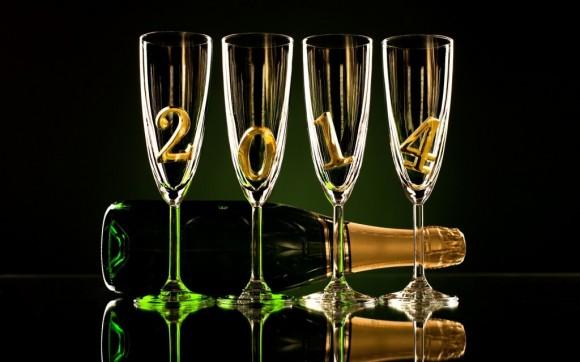 année bonne 2014