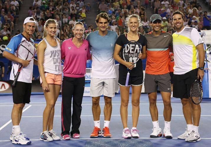 Federer Azarenka