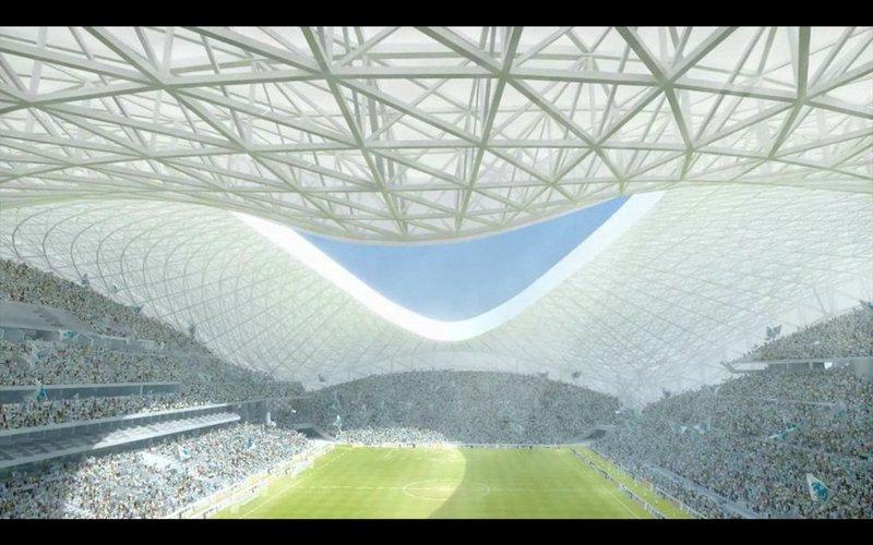 #2 Stade Velodrome (Marseille)