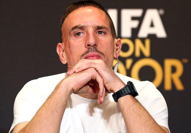 Ballon d'Or Ribéry
