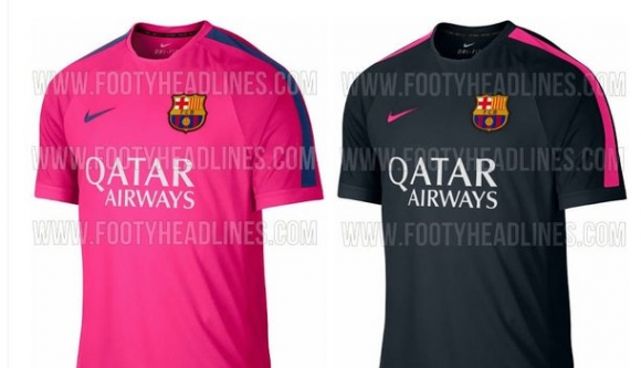 Maillot entrainement FC Barcelona Femme