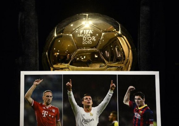 Bild Ballon d'Or 2013