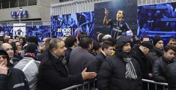 Billets Nantes PSG