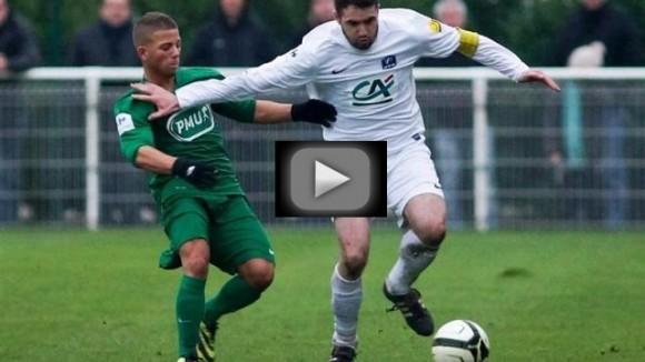 Vidéo buts La Suze OL 1-6 Résumé