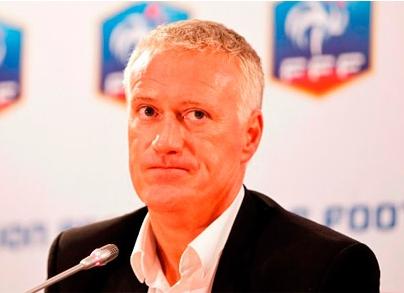 Didier Deschamps, entraîneur équipe de France