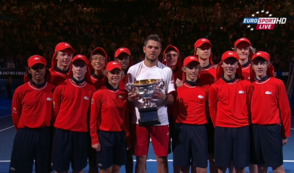Highlights Nadal Wawrinka
