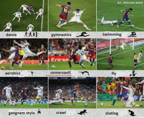 photo drole real madrid