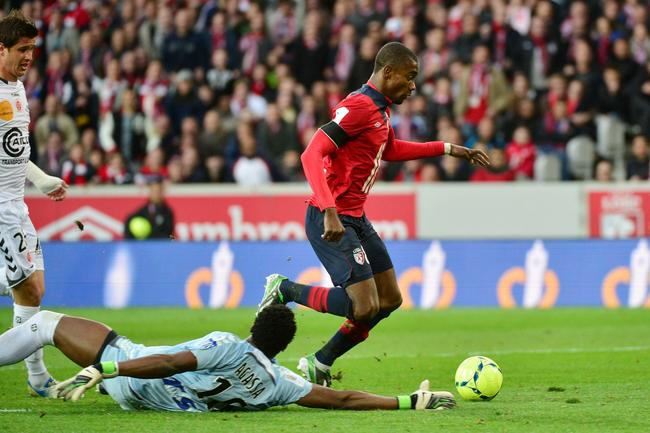 Vidéo buts Lille Reims