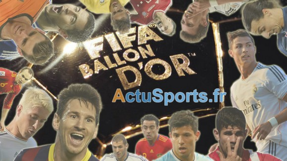 FIFA Ballon d'Or 2014 - France Football