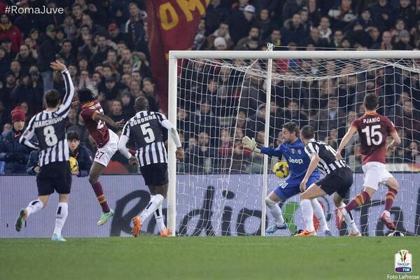 but Gervinho Juventus