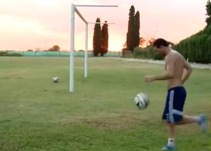 but de Lionel Messi