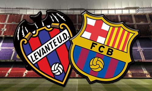 Levante - FC Barcelone