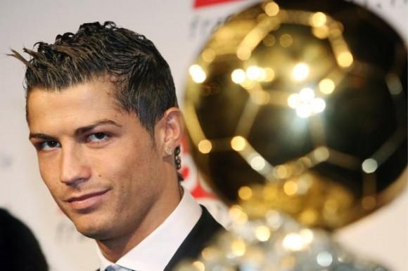cérémonie remise Ballon d'Or 2013