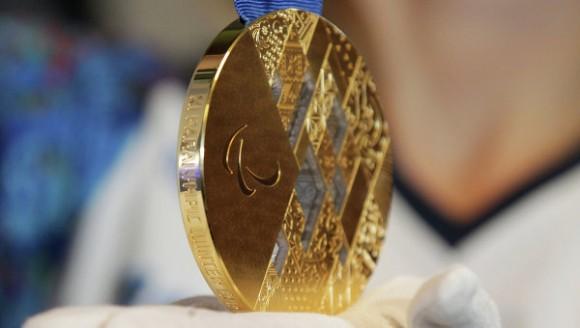 médailles des JO de sotchi 2014