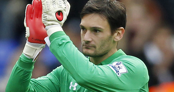 Hugo Lloris PSG