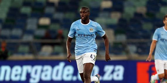 Yaya Touré suspendu