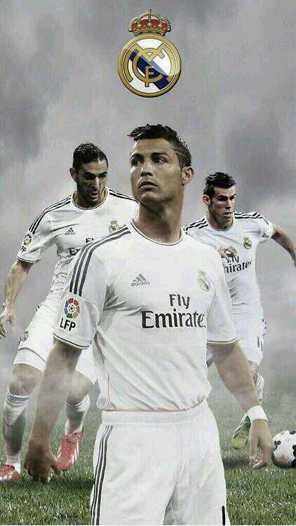 Bale Benzema Cristiano Ronaldo