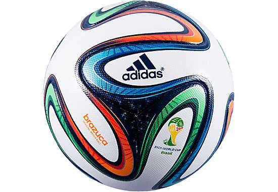 Ballons adidas coupe du monde en photos - Ballon de la coupe du monde 2014 ...