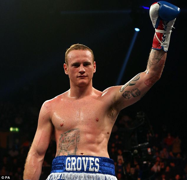 Groves boxeur