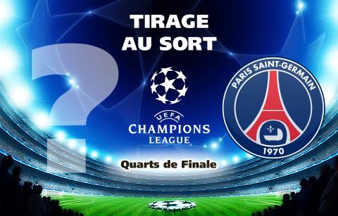 Quelle chaine tv tirage quarts de finale ligue des - Tirage au sort 8eme de finale coupe de france ...
