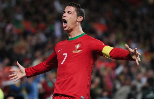 Vidéo but Cristiano Ronaldo Portugal Cameroun