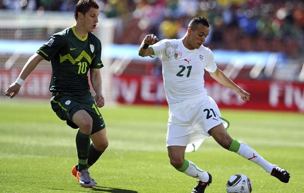 match algerie slovenie live Watch online to algeria tv stations including echorouk tv, ennahar tv, entv and many more.