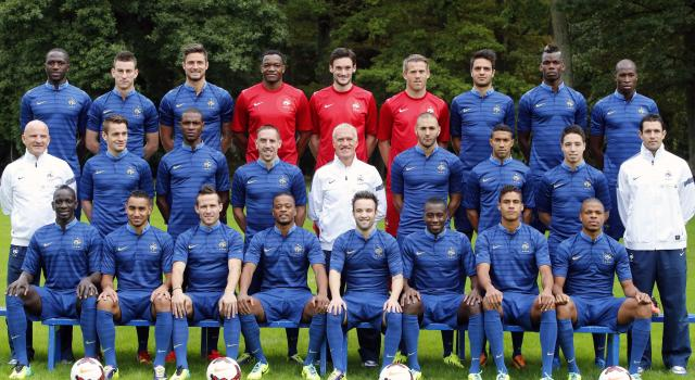 Equipe de france football coupe du monde 2018 football - Classement equipe de france coupe du monde 2014 ...
