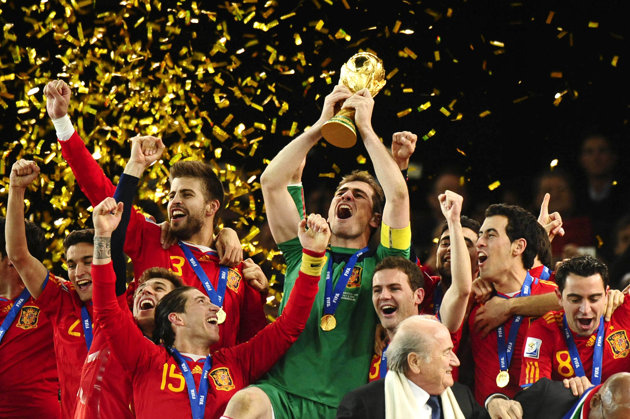 Finale de la coupe du monde 2010 pays bas 0 1 espagne r sum vid o - Coupe du monde 2010 lieu ...