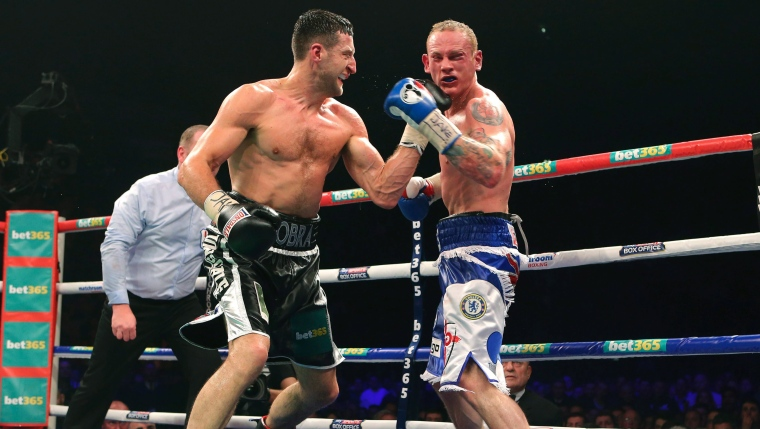 froch vs. groves