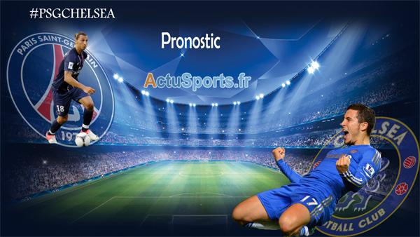 Pronostic PSG - Chelsea