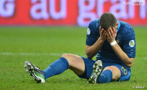 France pas au br sl coupe du monde 2014 tristesse joueur coupe du monde 2018 football fifa russie - Classement equipe de france coupe du monde 2014 ...
