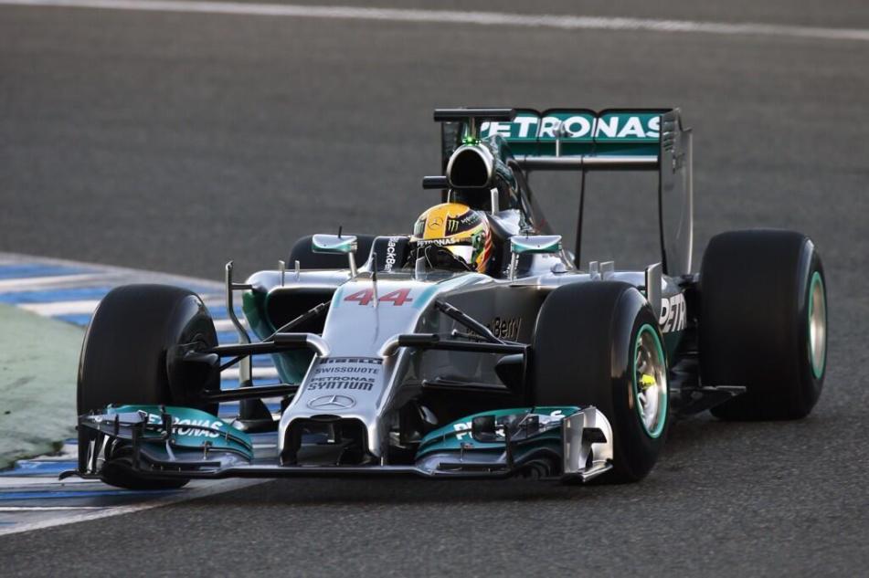 GP Bahrein 2014