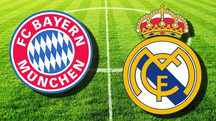 Vidéo buts Bayern Real