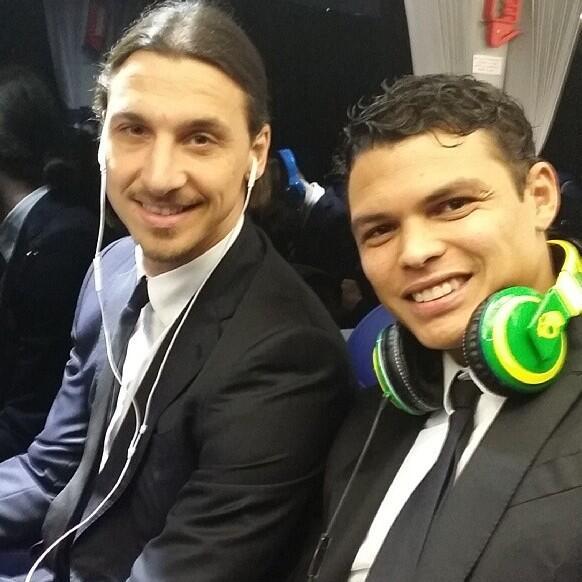 Zlatan Thiago Silva