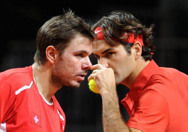 Roger Federer et Stan Wawrinka pour marquer l'histoire