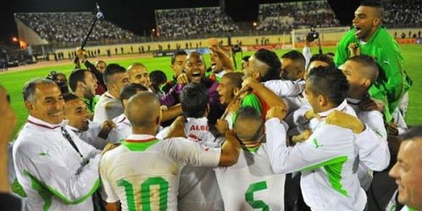 L 39 quipe type de l 39 alg rie coupe du monde 2014 mondial - Algerie allemagne coupe du monde 2014 ...