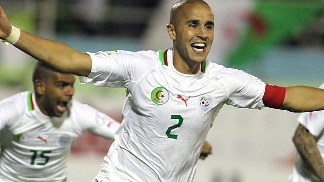 Alg rie coupe du monde 2014 infos r sultats parcours - Algerie allemagne coupe du monde 2014 ...