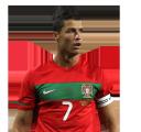 Cristiano Ronaldo ballon d'or 2014 portrait