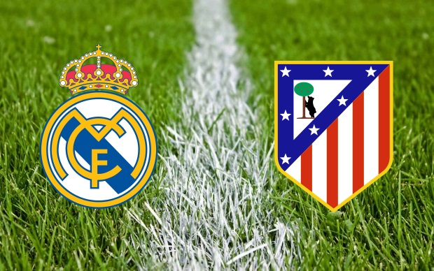 Real Madrid 1-0 Atlético Madrid