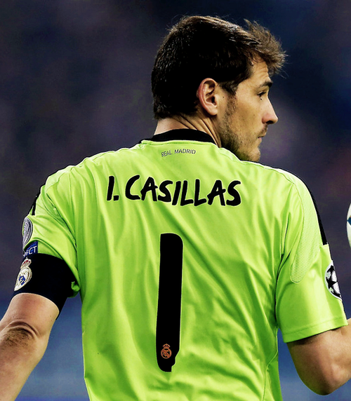 Iker Casillas fisc