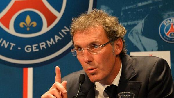 PSG Laurent Blanc